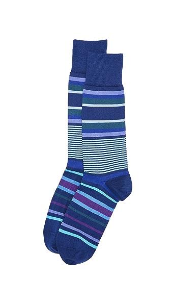 Paul Smith Lawn Stripe Socks