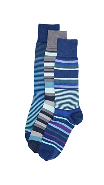 Paul Smith 3 Pack Socks