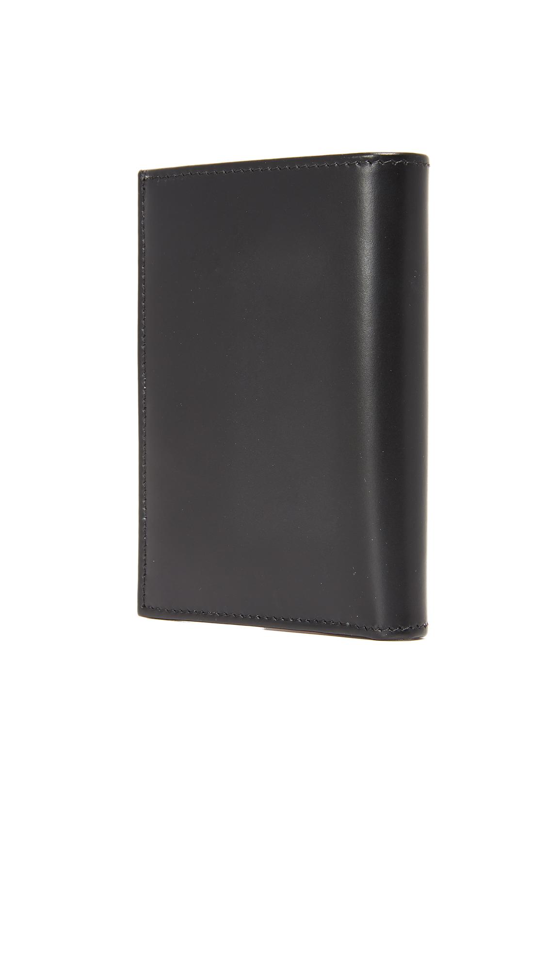 PAUL SMITH Interior Multi Stripe Wallet