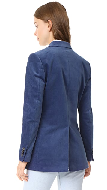 Paul Smith Corduroy Blazer