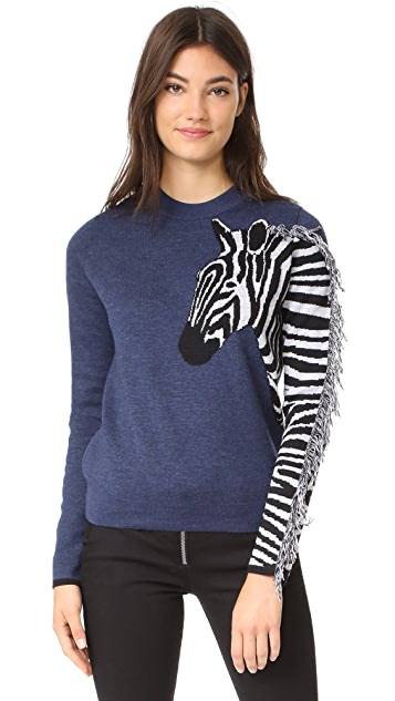 Paul Smith Zebra Sweater