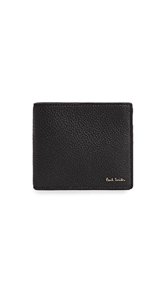Paul Smith Tech Classic Leather Wallet