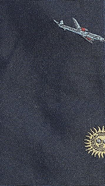 Paul Smith Sun & Clouds Tie