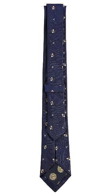 Paul Smith Badminton Tie