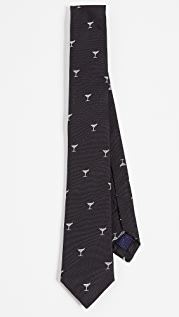 Paul Smith Narrow Martini Tie
