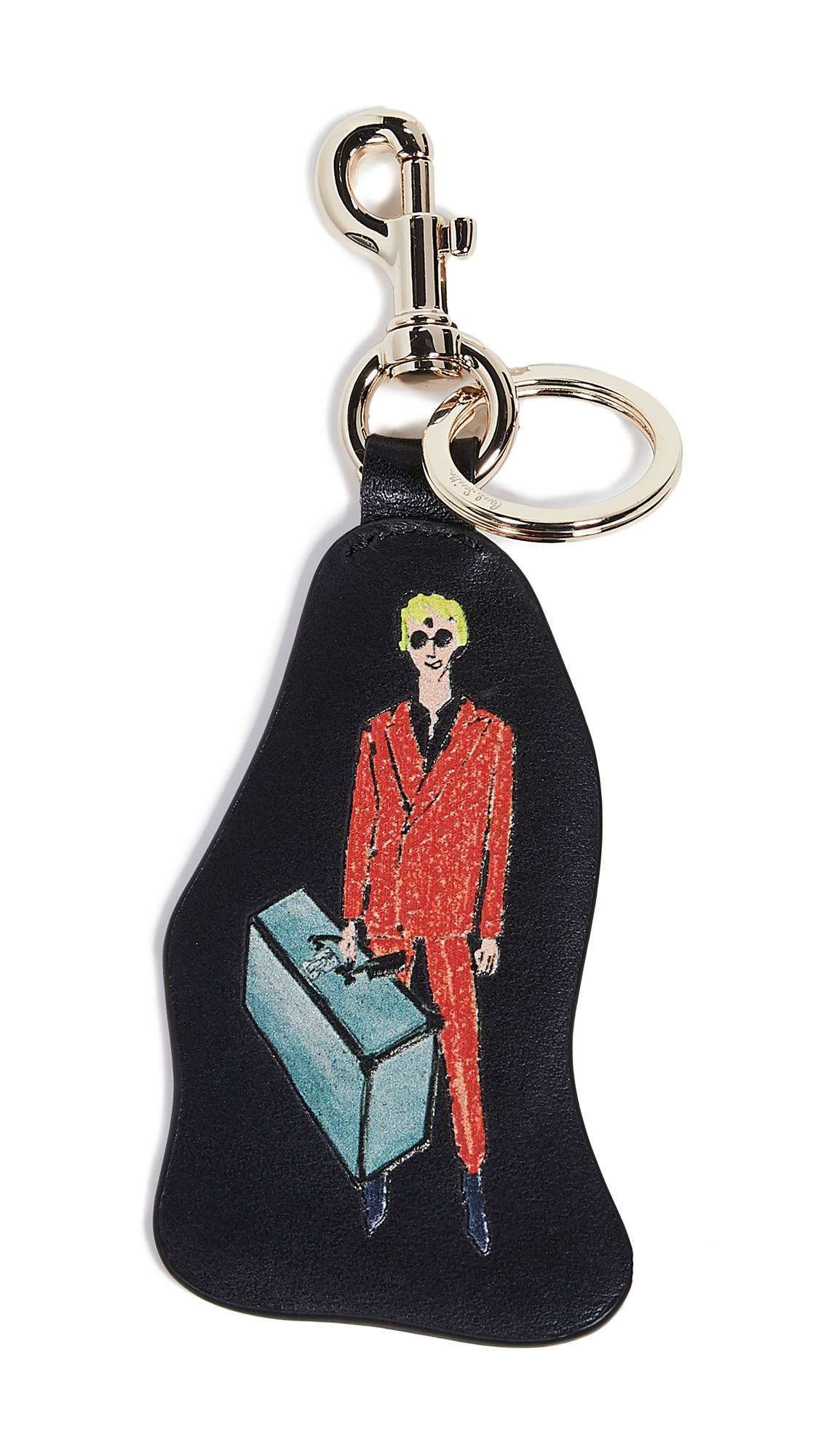 Diver Key Ring in People from EAST DANE