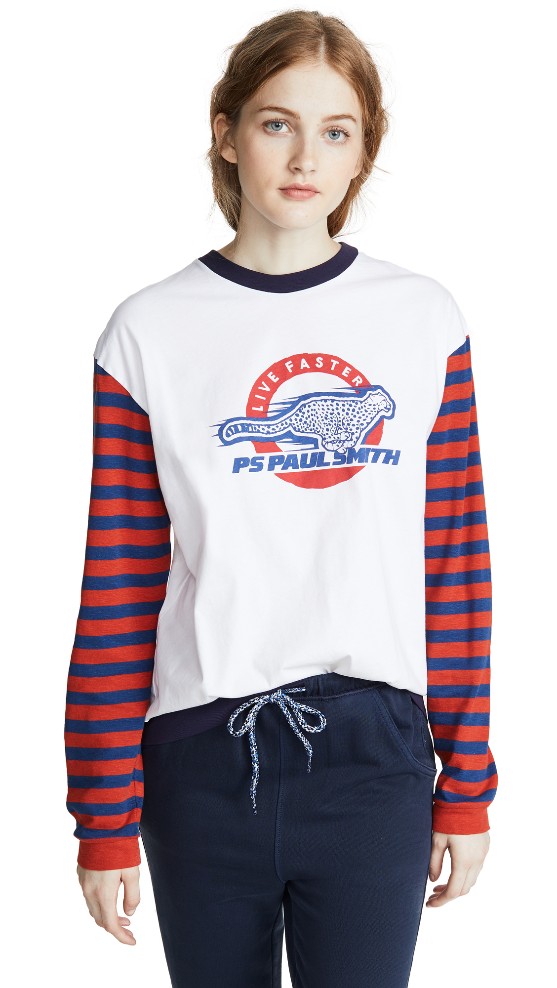 Buy Paul Smith online - photo of Paul Smith Graphic Tee