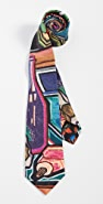 Paul Smith Artist Tie