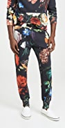 Paul Smith Gents Still Life All Over Print Joggers