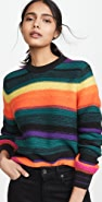 Paul Smith Multicolor Stripe Sweater