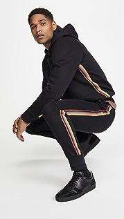 Paul Smith Multi Stripe Jogger Pants