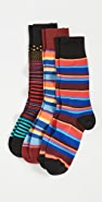 Paul Smith Stripes and Dots Socks