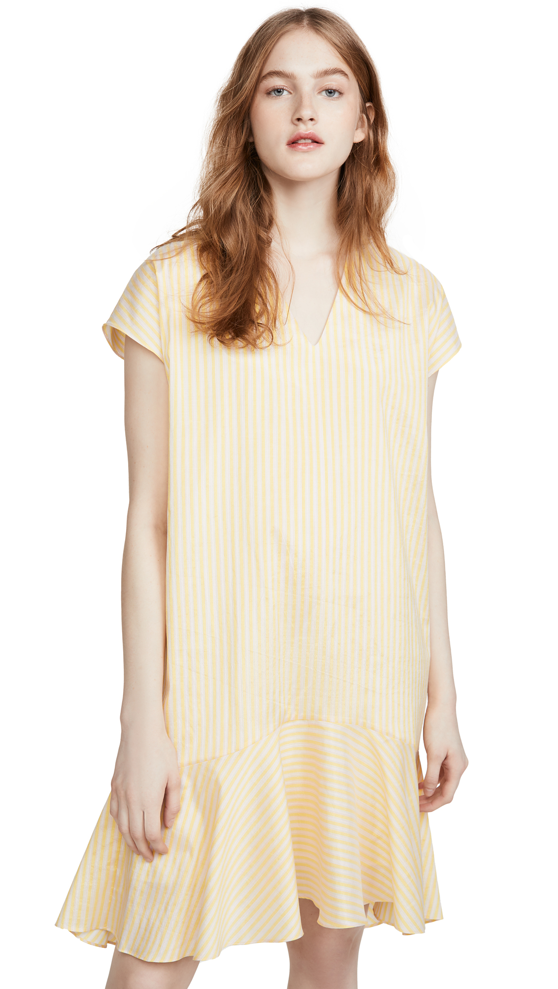 Buy Paul Smith Stripe Vneck Dress online beautiful Paul Smith Clothing, Dresses