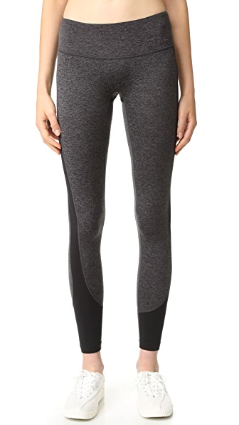 PRISMSPORT Velo Leggings - Charcoal Heather