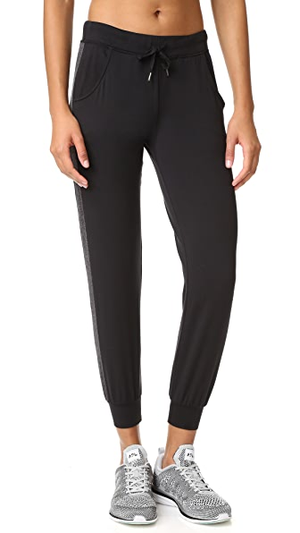 PRISMSPORT Track Pants - Black