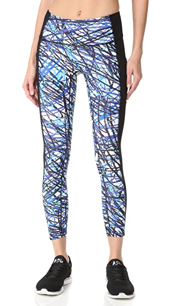 PRISMSPORT Scribble 7/8 Leggings