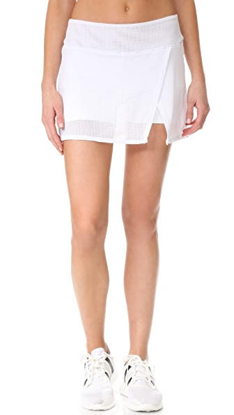 PRISMSPORT Mesh Skort at Shopbop