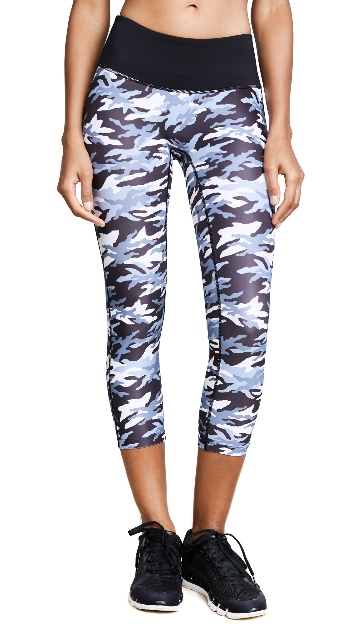 PRISMSPORT Patton Capri Leggings