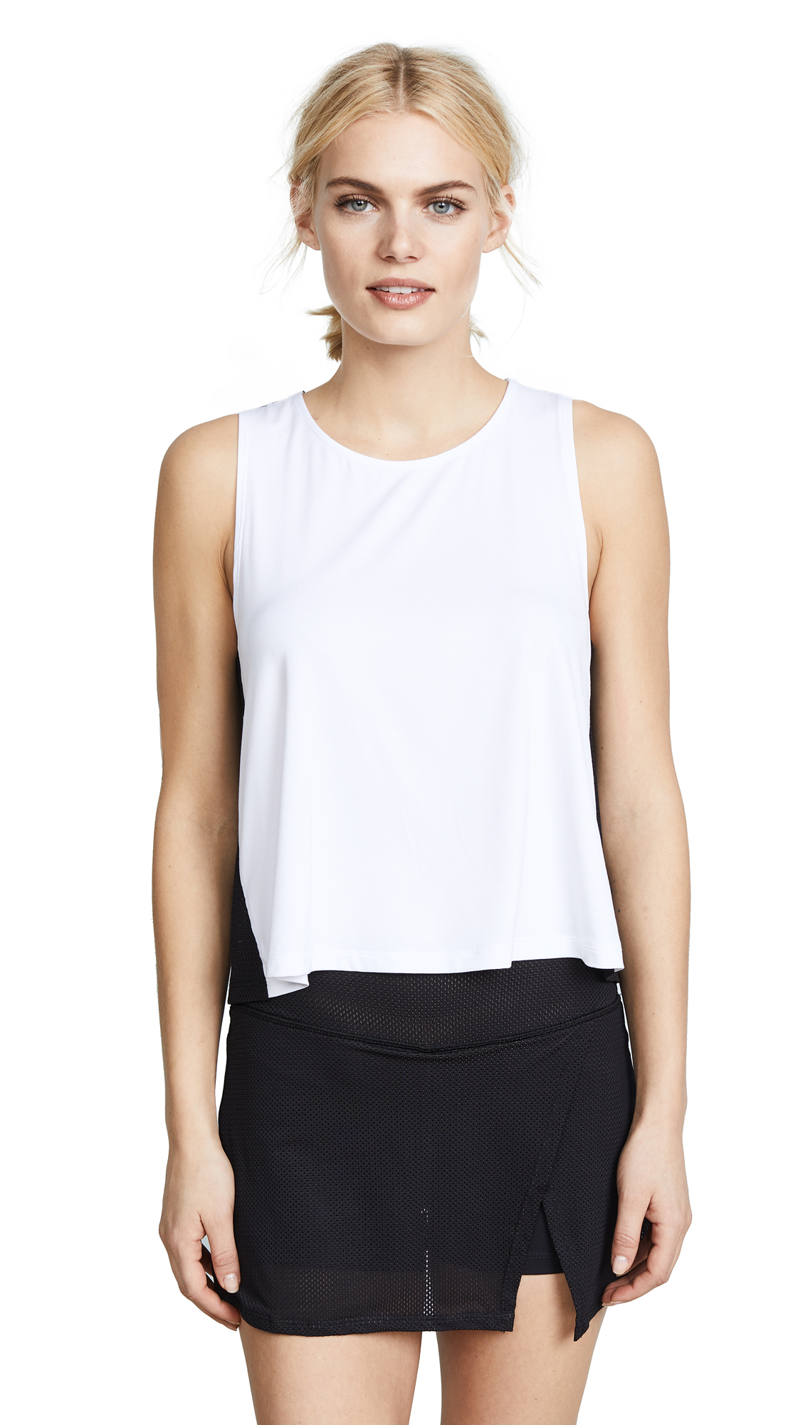 PRISMSPORT DEMI CROP TOP