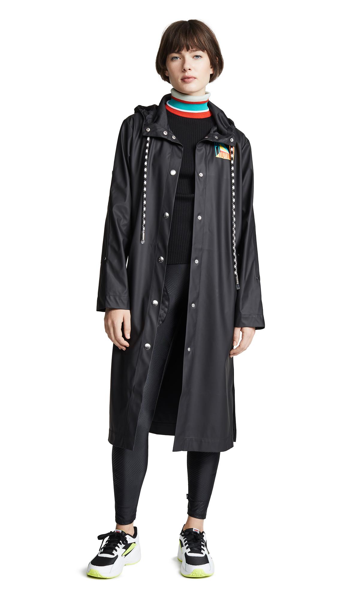 PSWL Rubber Raincoat