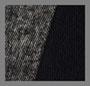 синевато-серый кислотный/выцветший черный