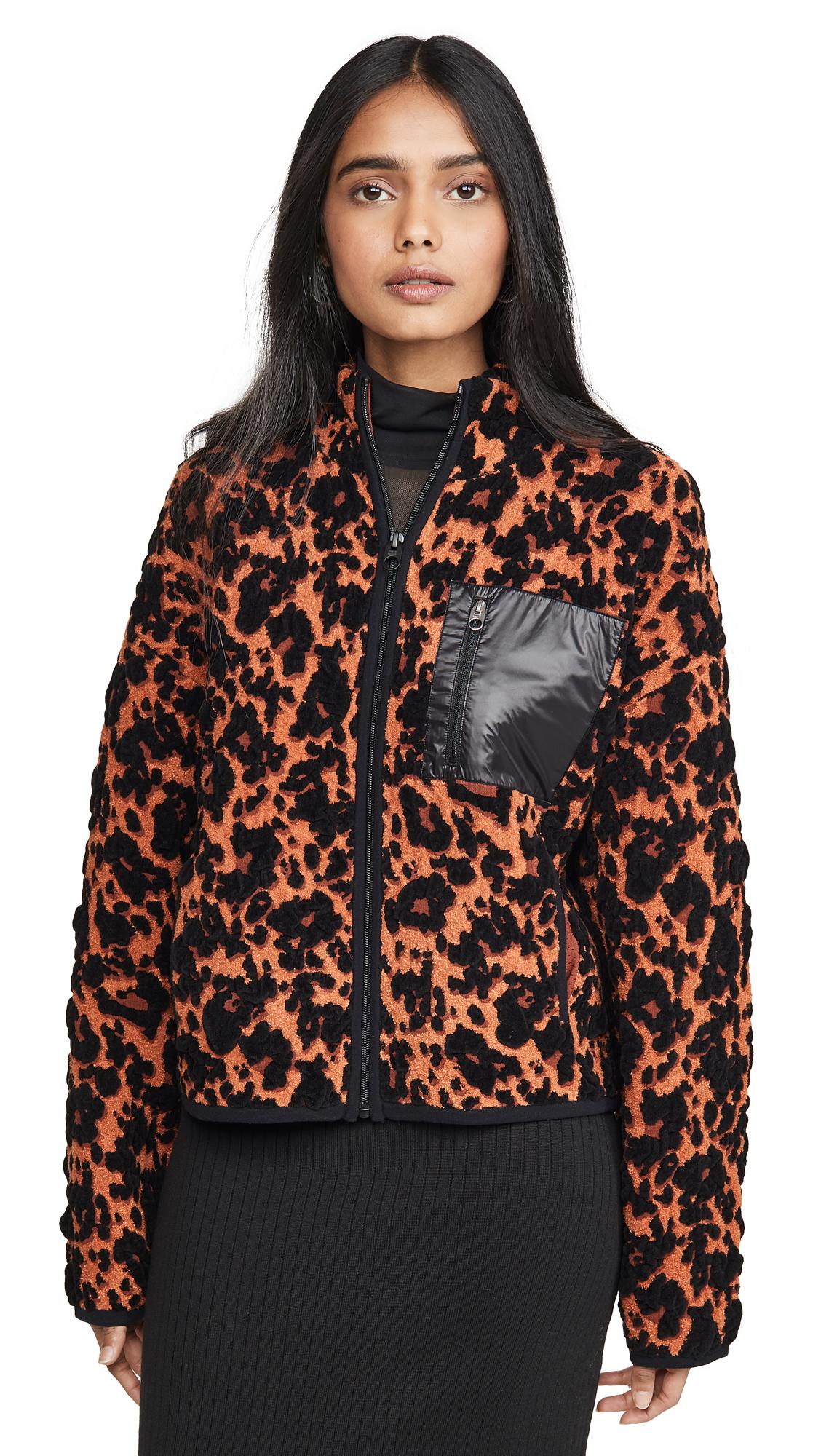 Buy Proenza Schouler White Label online - photo of Proenza Schouler White Label Cropped Bomber Jacket