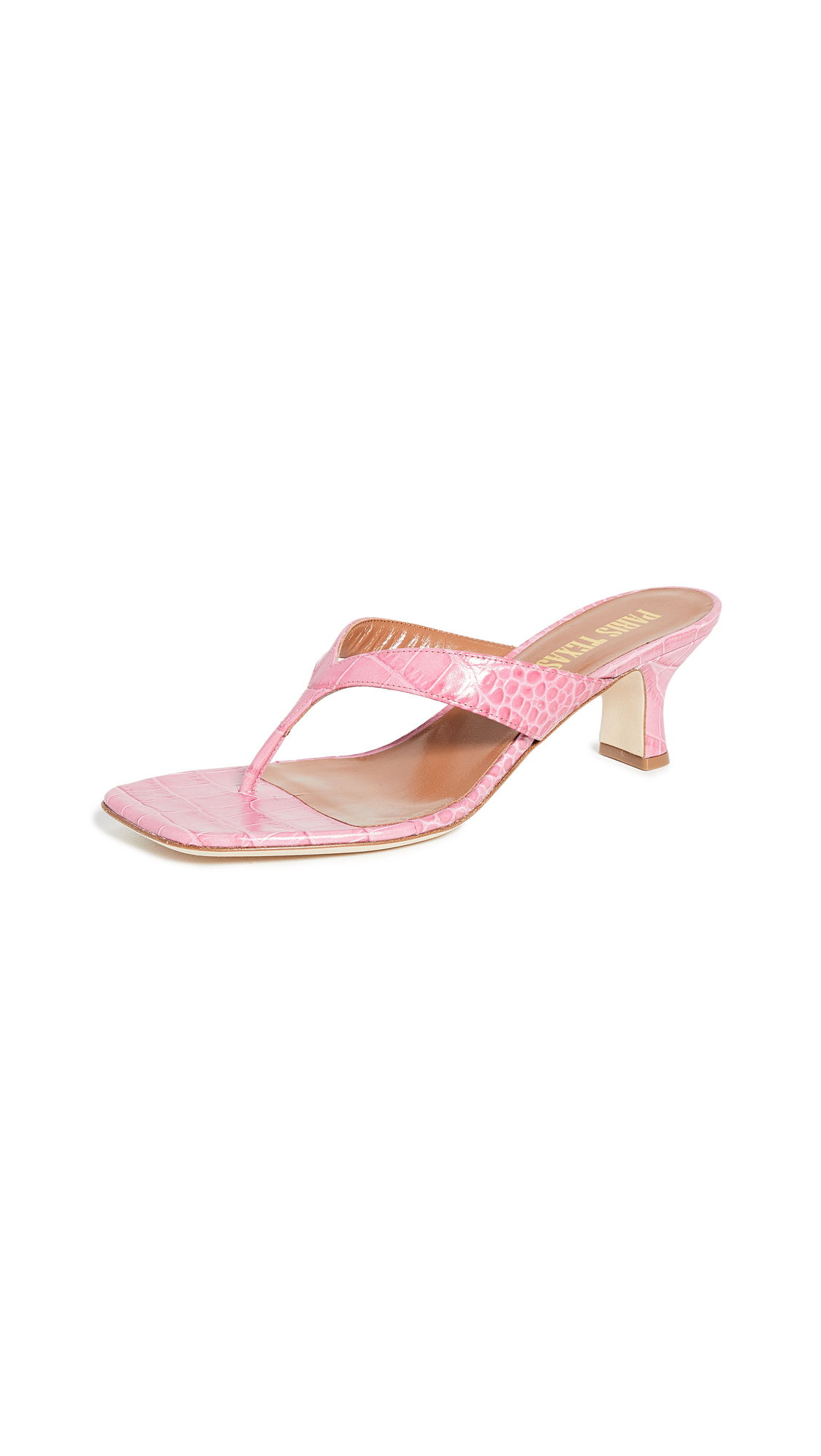 Buy Paris Texas Thong Sandals online, shop Paris Texas