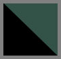 Black/Green Gingham