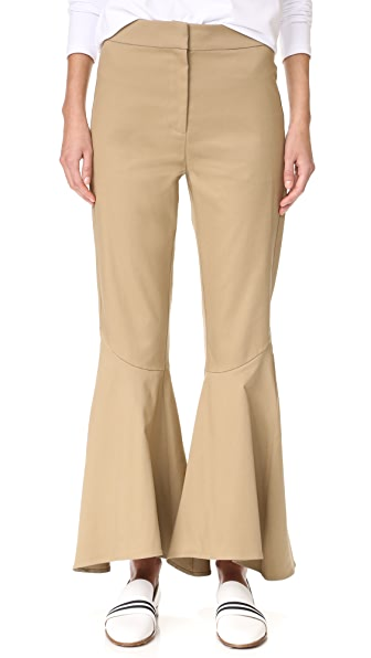 Petersyn Amelia Pants - Khaki