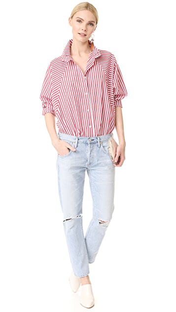 Petersyn Bromley Button Down