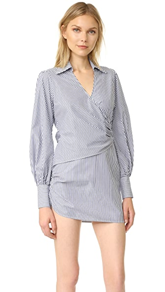 Petersyn Faith Button Down Dress