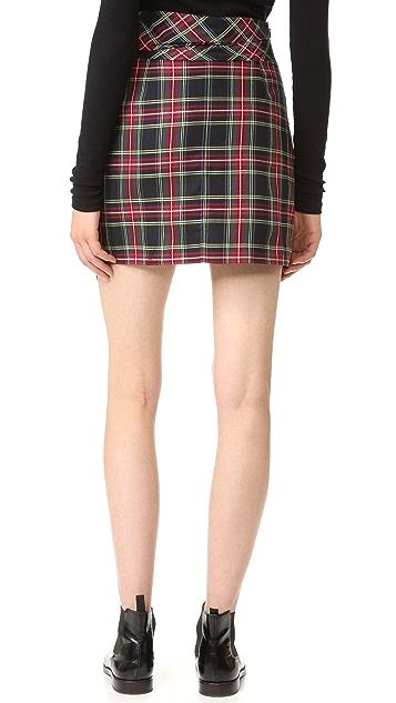 Petersyn Fiona Wrap Skirt
