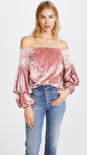 Petersyn Lily Blouse