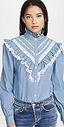 Petersyn Almira 女式衬衫