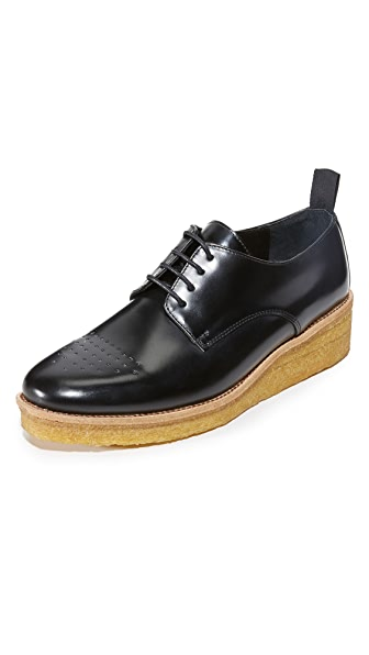 Public School Trevor Triangle Brogue Creepers