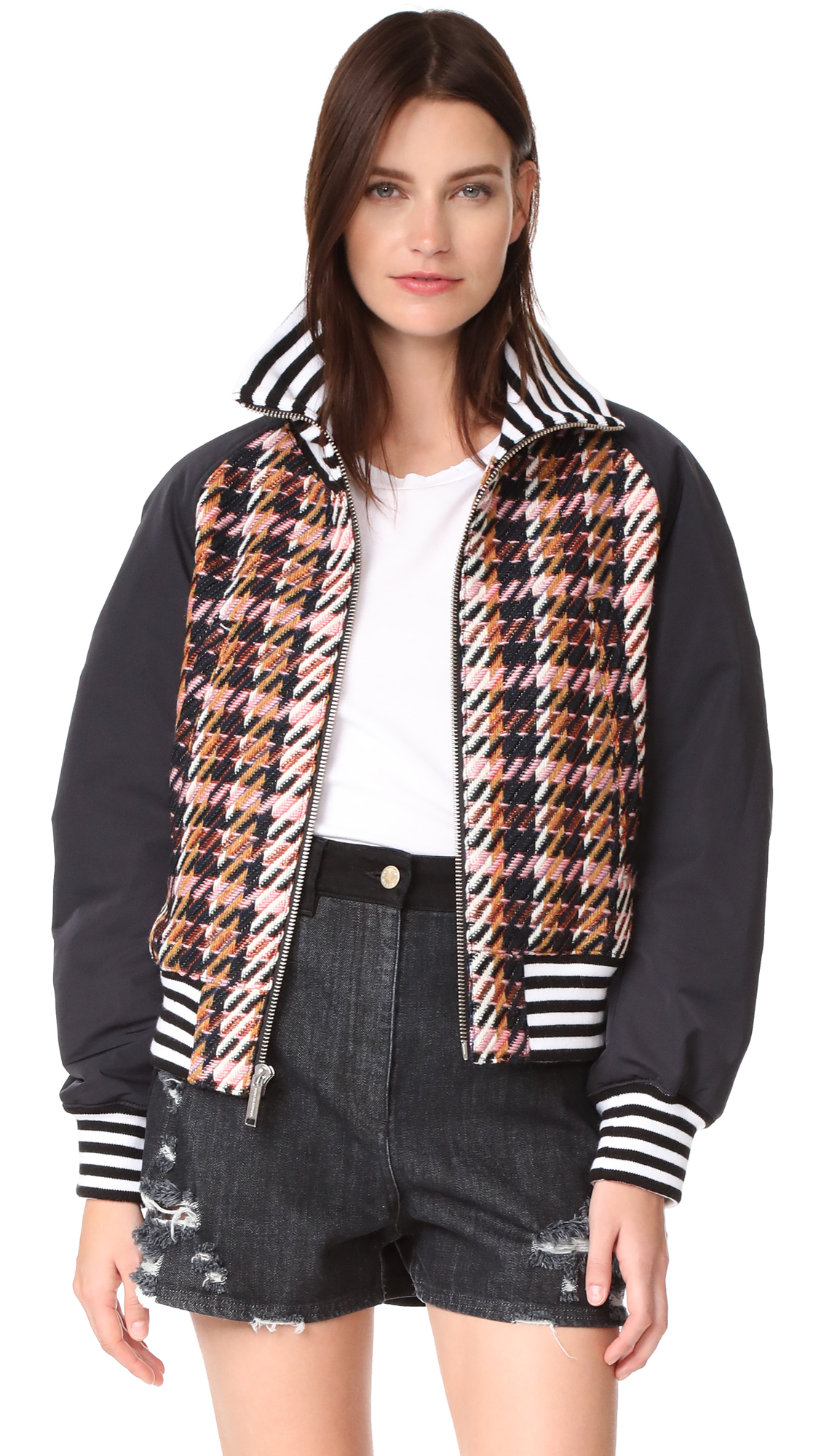 Public School Jam Zita Jacket - Multi