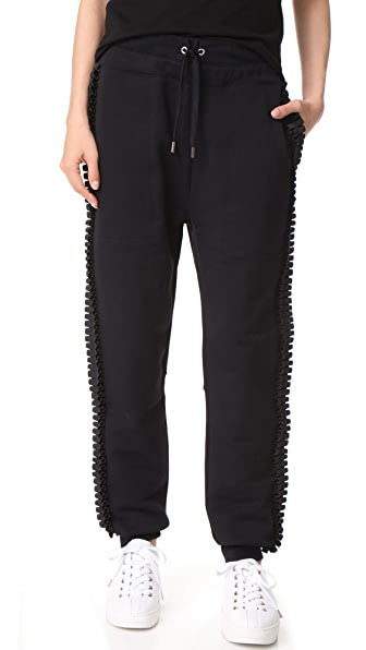 Public School Aza Lucia Sweatpants - Black