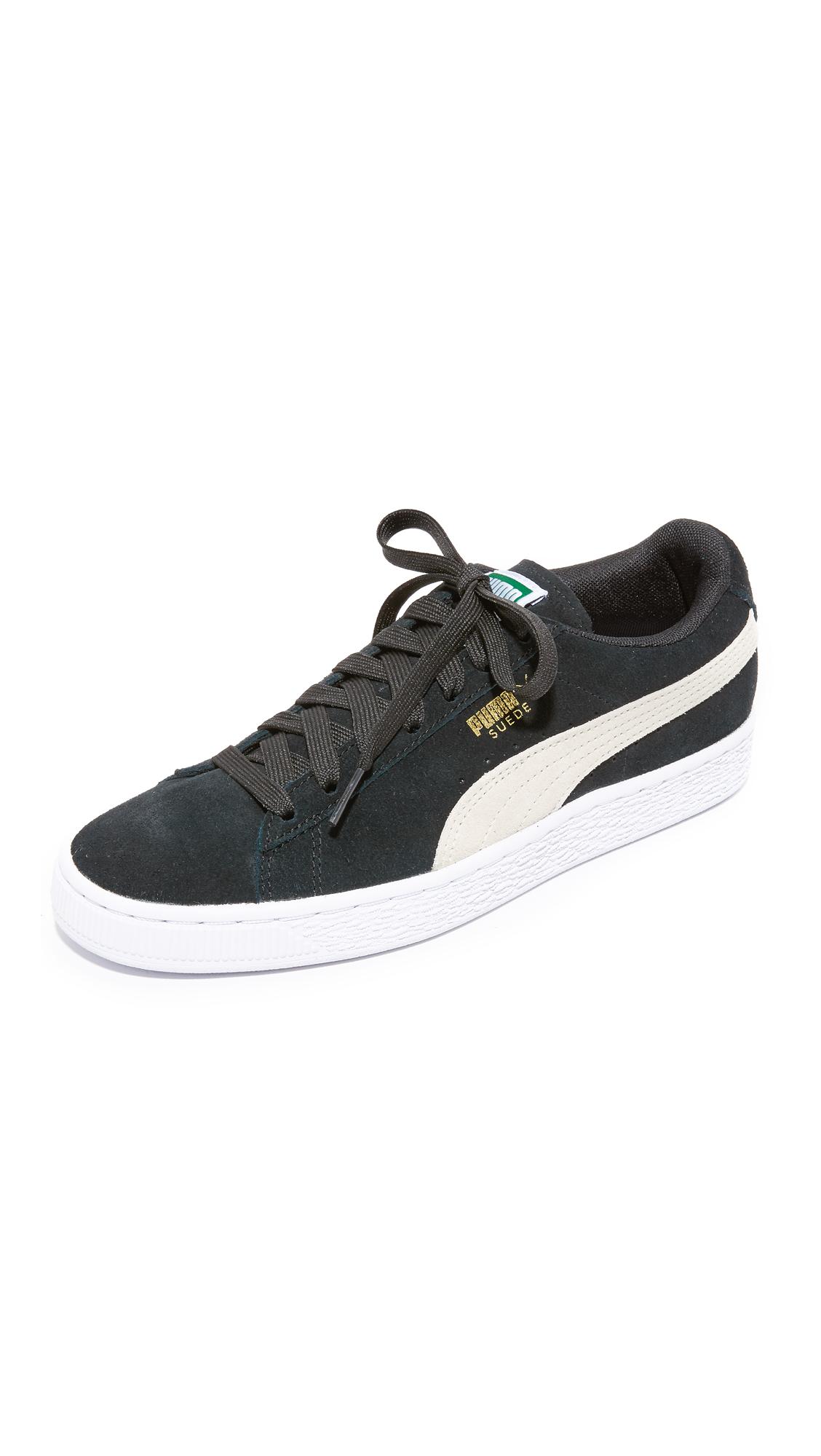 c707e7f578326f PUMA Classic Lace Up Sneakers