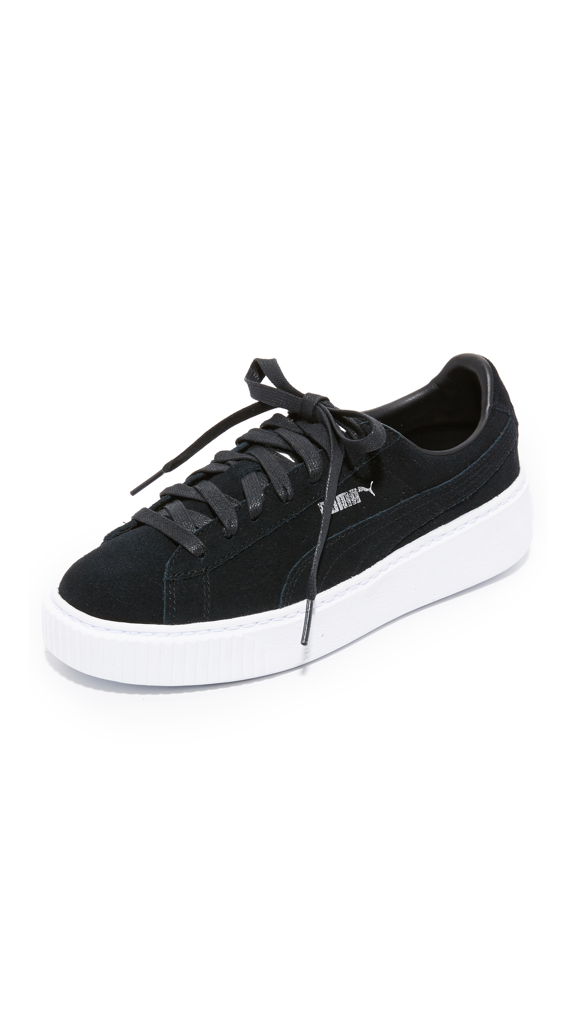 new items where can i buy online PUMA Creeper Lace Up Sneakers | SHOPBOP