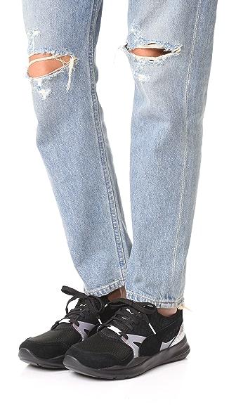 PUMA Leathers Duplex Evo Rioja II Sneakers