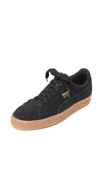 PUMA Suede Careaux Sneakers