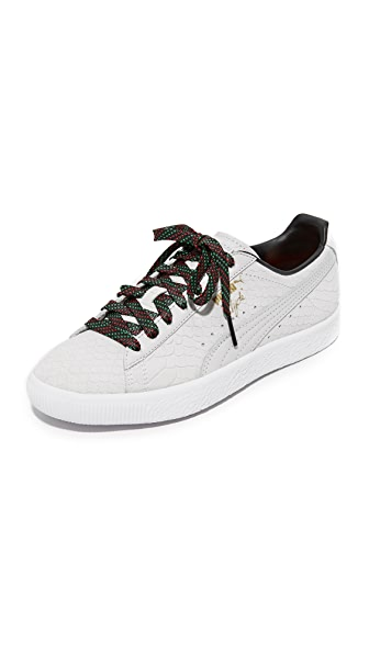 PUMA Clyde GCC Sneakers In White
