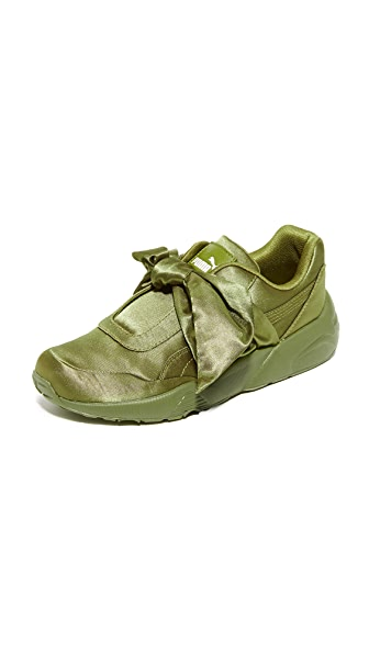 PUMA FENTY x PUMA Bow Trinomic Sneakers - Olive Branch
