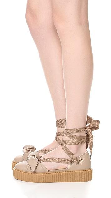PUMA FENTY x PUMA Bow Creeper Sandals