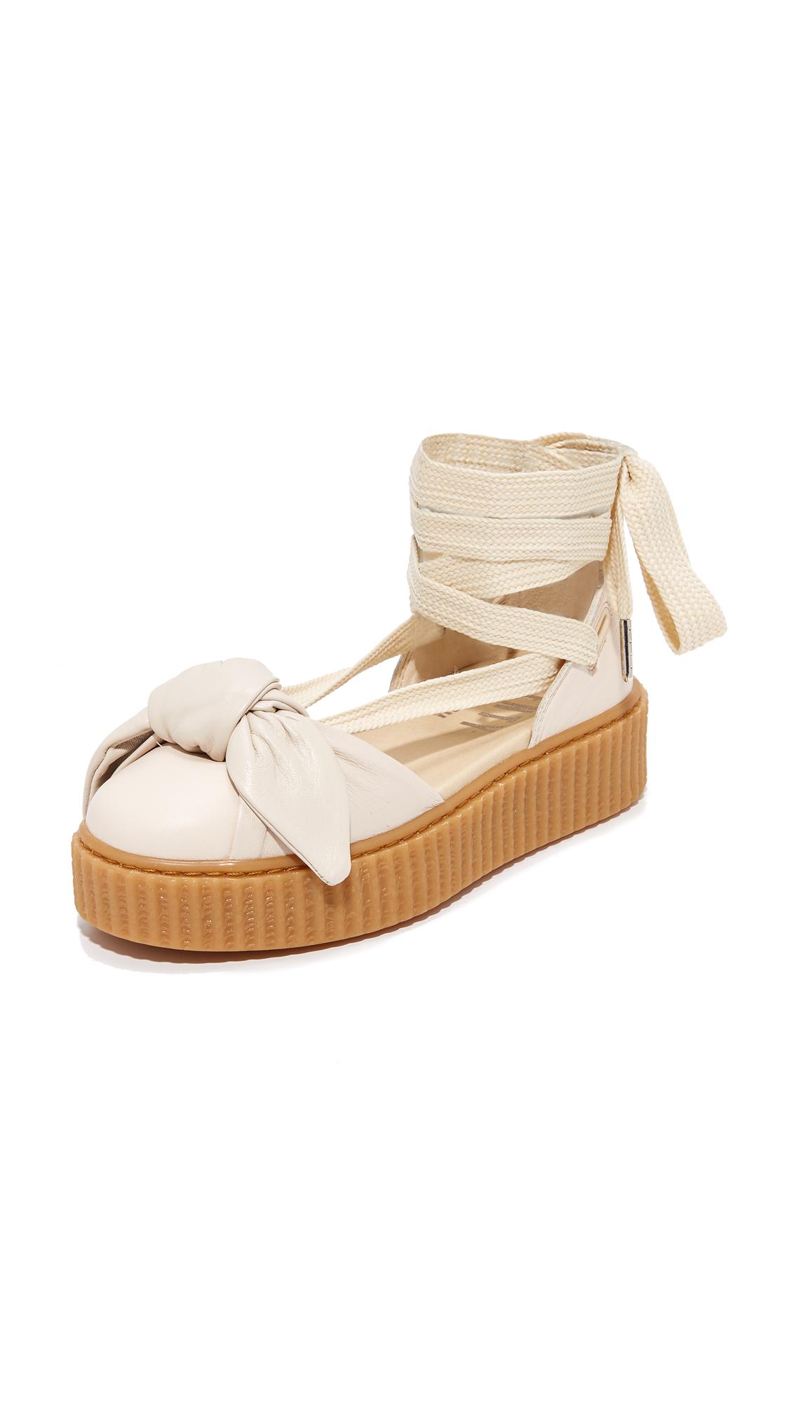 brand new b1fea 16543 PUMA FENTY x PUMA Bow Creeper Sandals | SHOPBOP