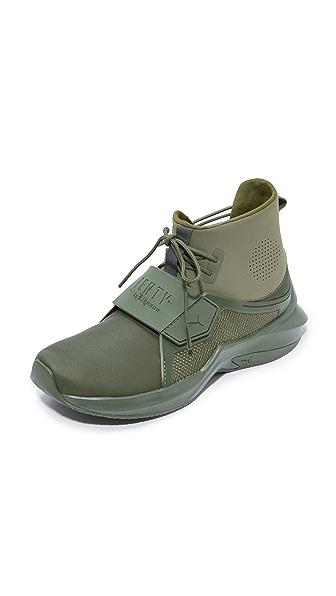PUMA FENTY X PUMA High Top Trainer Sneakers In Cypress