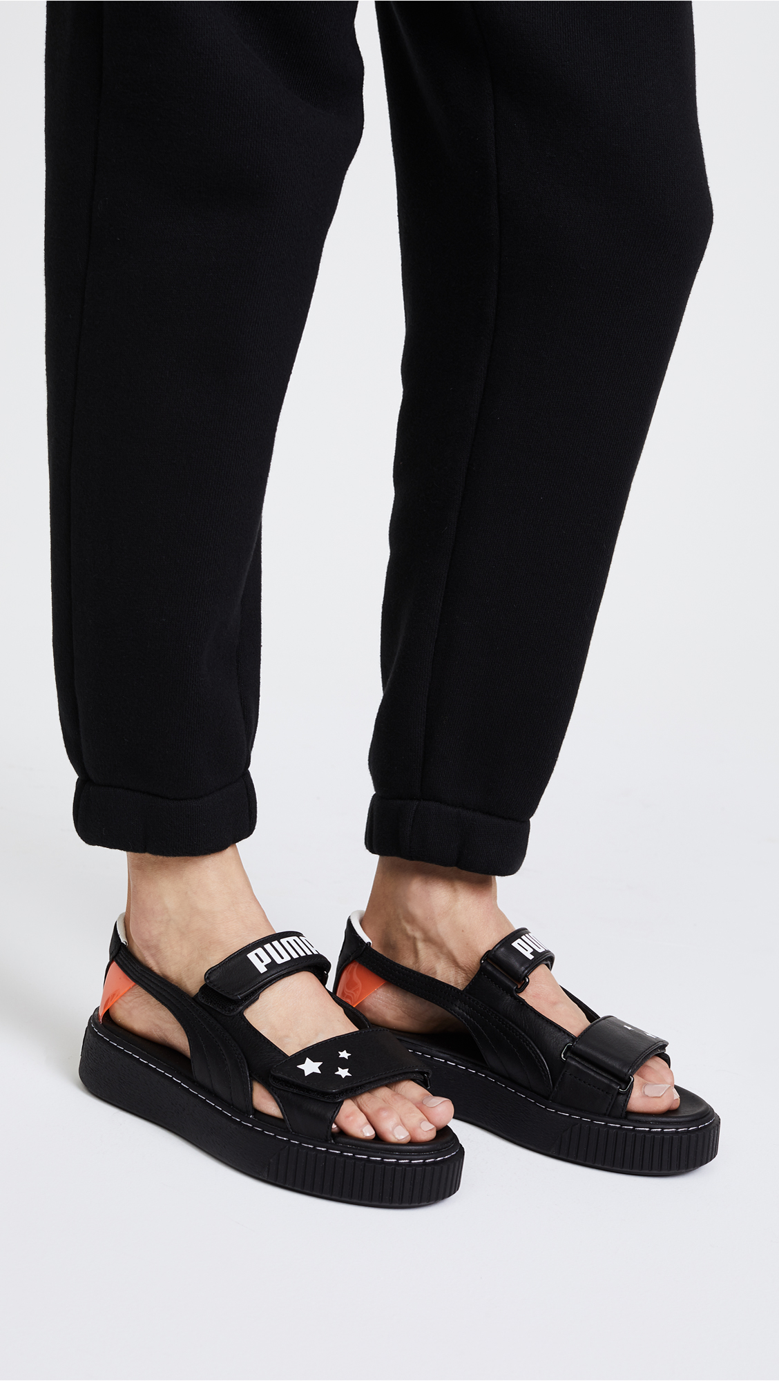 7a16eb91f600 PUMA x SOPHIA WEBSTER Platform Sandals