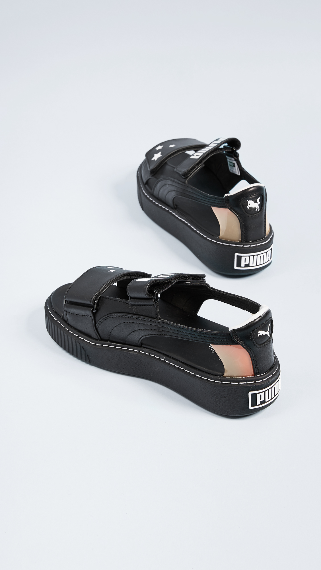 e7703adbf24c38 PUMA x SOPHIA WEBSTER Platform Sandals