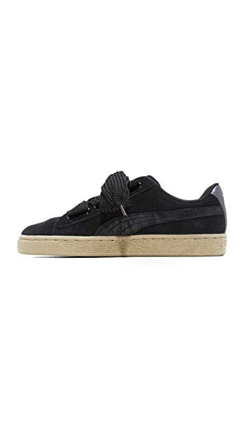 PUMA Basket Heart Metsafari Sneakers
