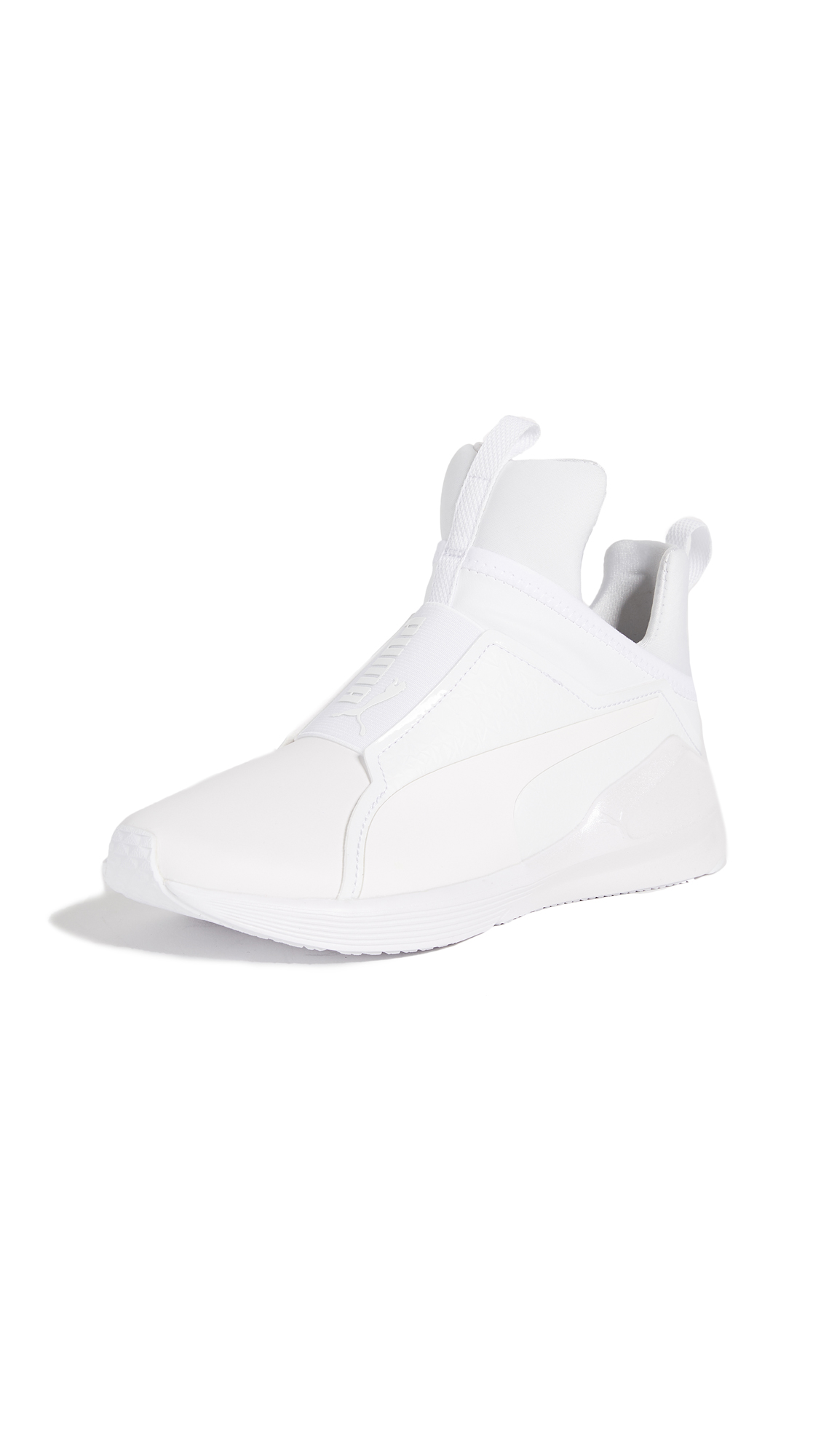 PUMA Fierce Chalet Trainers - Puma White